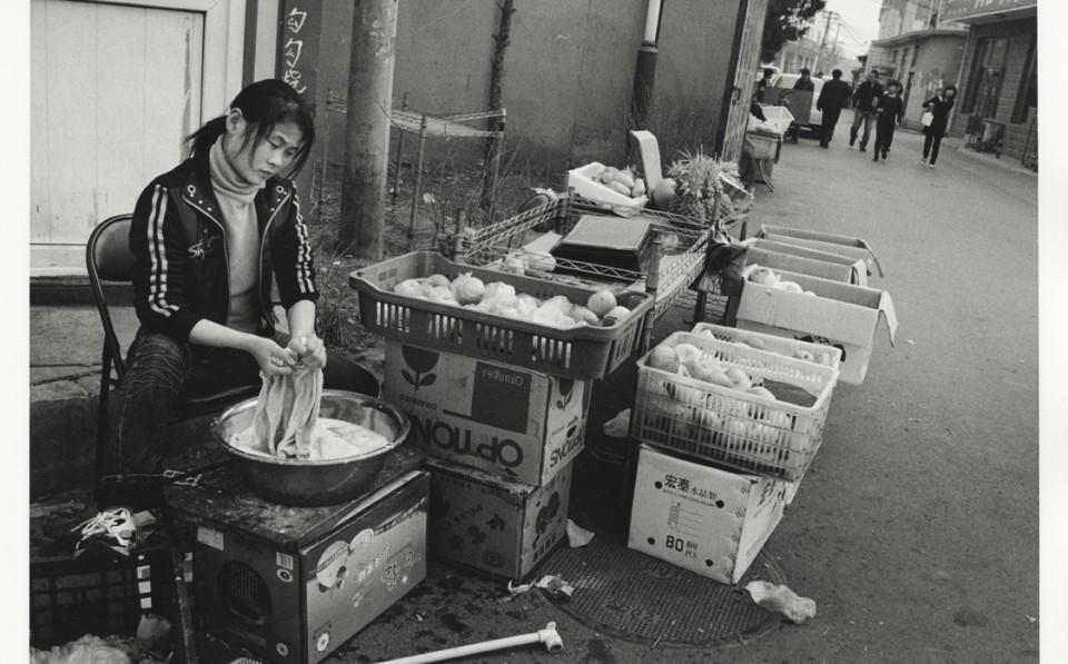 R.Viksraitis_Gyvenimas_gatveje,Pekinas,2010