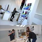 Students Installation