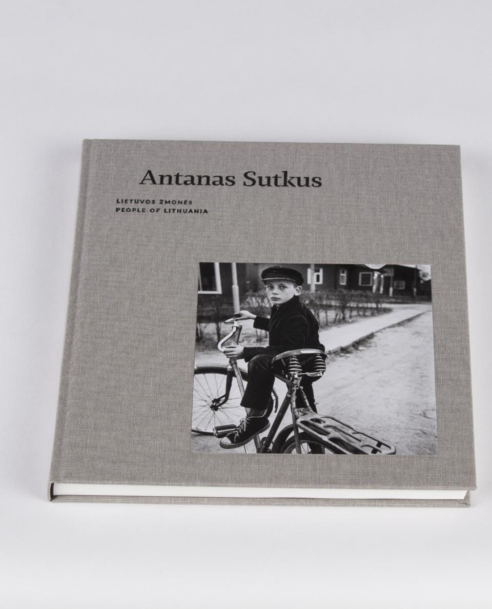 "Antantas Sutkus ""People of Lithuania"""
