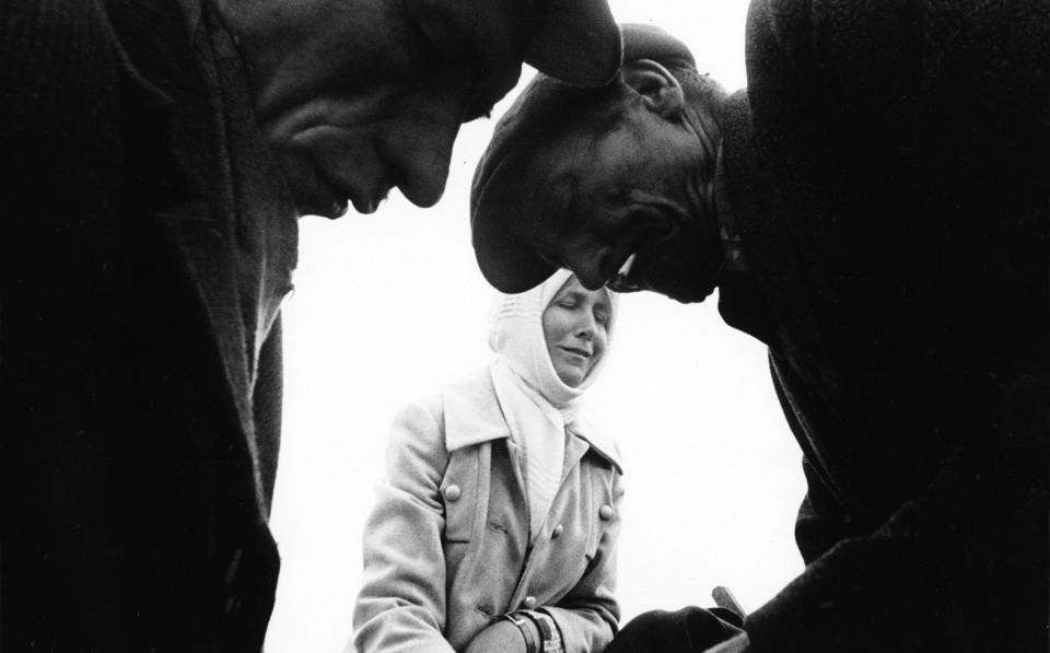 A. Macijauskas. Kaimo turgus 1975
