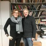 Margaret Lansink ir Rene Van Hulst