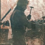 Romas Juškelis. Iš ciklo Degantis pasaulis (1990-1995) (6)
