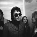 PAUL and LINDA McCARTNEY WINGS TOUR 1975 STOCK IMAGES PHOTOS