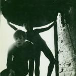 V.Luckus.Pantomima, 1968-1972