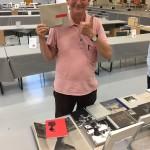 ViennaPhotoBookFestival2017_Martin Parr ir naujausia Rimaldo Vikšraičio knyga