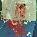 Eimutis Markūnas, 'Miesto spalvinis kodas', 250 x 125 cm  , hdf plokštė , akrilas , emalės , 2019 m.
