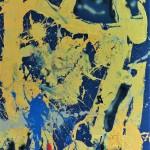 Eimutis Markūnas, 'Miesto spalvinis kodas', 250 x 125 cm  , hdf plokštė , akrilas , emalės , 2019 m. (2)