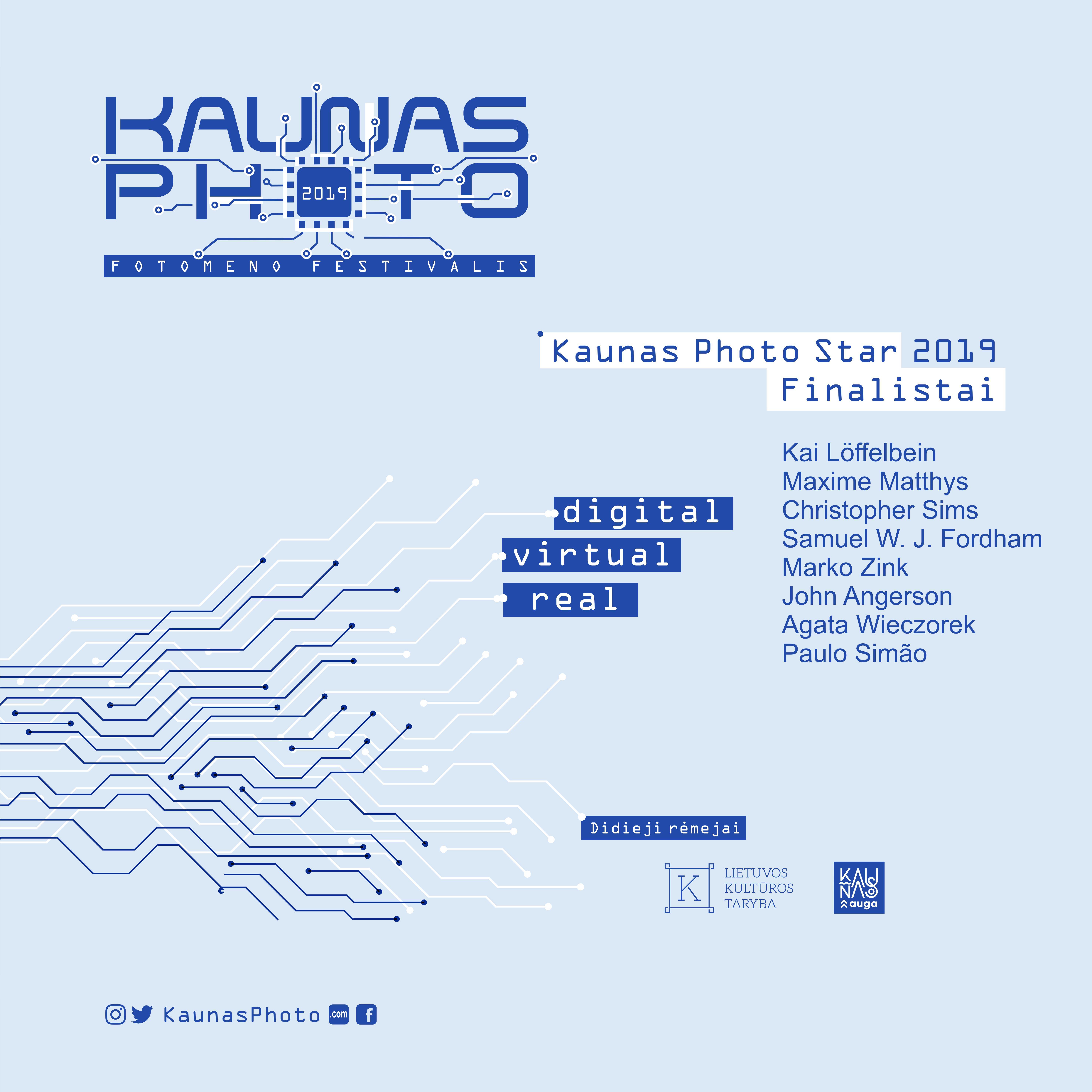 Kaunas Photo 2019 Finalistai