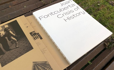 Joan Fontcuberta. Crisis of History. Published by Kaunas Photography Gallery